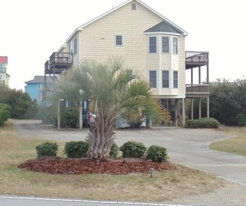 Photo for 3 BDR 3B DUPLEX, GREAT VIEW OF INTRACOASTAL , DECKS ABOUND