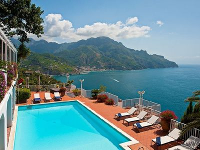 Photo for Ravello luxury villa