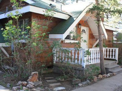 Photo for 2BR Cabin Vacation Rental in Big Bear Lake, California