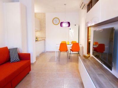 Photo for La Carihuela Torremolinos Chic Apartment on the beach