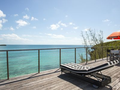 Photo for Touch of Class 1BR, A Beachfront Home on the Warm Calm Caribbean