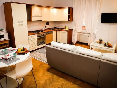 Photo for Apartment in the center of Rome with Internet, Air conditioning, Washing machine (761033)