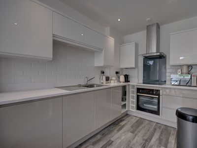 Photo for beautiful,modern and central, pannett park apartments