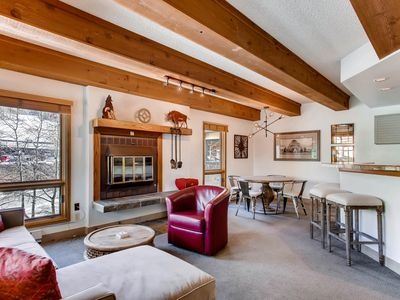 Photo for Elegantly Styled Plaza Condo #341 by Crested Butte Mountain Resort