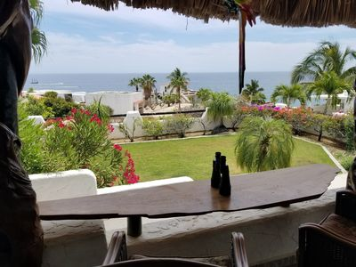 Photo for Awesome Vaca rental, 100 yds off ocean! Best in Villa Serena. Classic Hacienda.