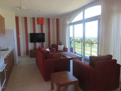 Photo for Explore North Cyprus from a Romantic Penthouse Apt + Amazing Views + Large TV