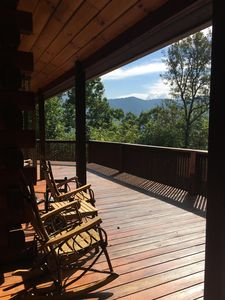 Photo for NEW LISTING!!! Formerly Tree Tops at Bench Mountain/Spectacular Log Home
