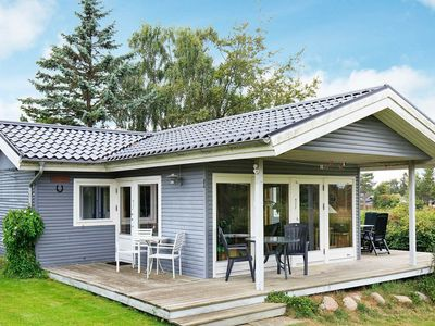 Photo for Spacious holiday home in Karrebæksminde with fishing nearby
