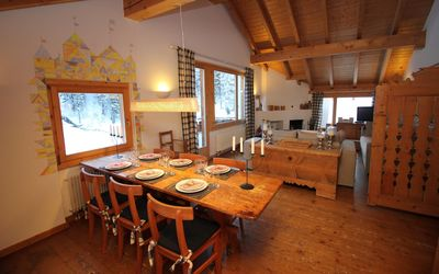 Photo for Rustic, cozy attic apartment in an idyllic location in St. Moritz-Bad