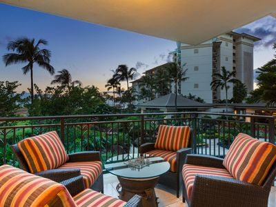 Photo for Large, Desirable Ko Olina Villa Surrounded by Tranquil Koi Ponds!