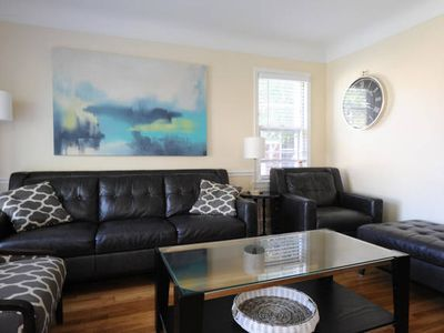 Photo for Modern Beauty Close to ALL Downtowns! 10mi DT Detroit. WiFi/Cable/Grill/Quiet