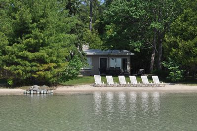 Relax and rejuvenate in our charming lakeside villa.