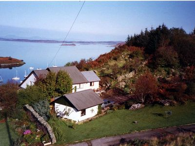 Photo for A beautiful family home with exceptional views to the Islands of Jura and Scarba