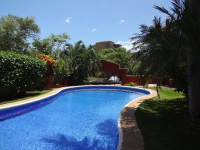 Photo for 2 Bed/2 Bath, Private Rooftop Terrace, Heart Of Tamarindo