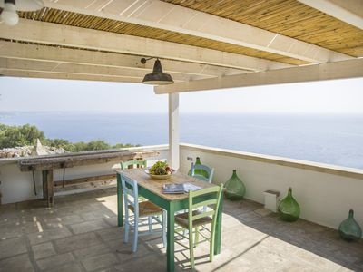 Photo for Suite Casa De Vita - (amazing view on the coast)