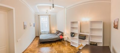 Photo for Clean & bright apartment in the historical center