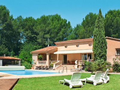 Photo for Vacation home Ferienhaus mit Pool (RSA195) in Roquebrune sur Argens - 12 persons, 6 bedrooms