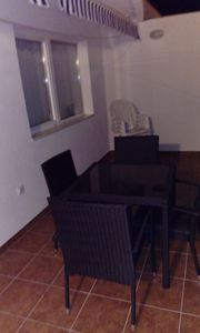Photo for Apartment Tonco Baska Voda 150m from the beach, large balcony with sea view