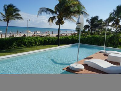 Photo for Ocean front 3 bedroom with private