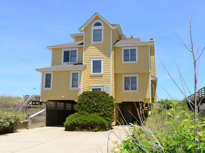 Photo for OCEANFRONT - DOGS WELCOME - 180 degree OCEAN VIEWS- 336