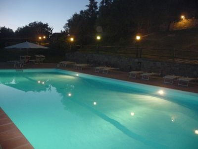 Photo for house in the Tuscan countryside, between Florence and Arezzo,
