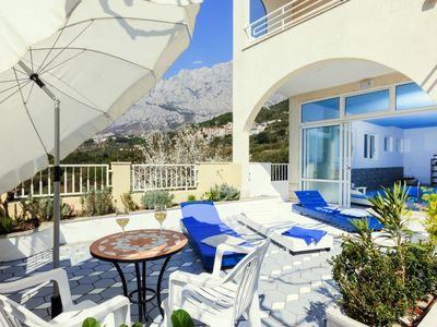 Photo for Vacation home Dorotea  in Makarska, Central Dalmatia - 12 persons, 6 bedrooms