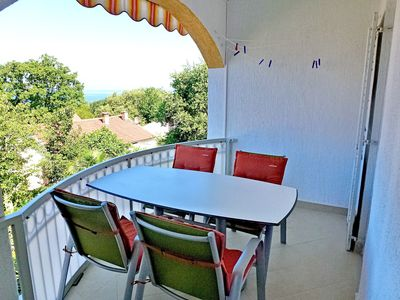 Photo for 1BR Apartment Vacation Rental in Njivice