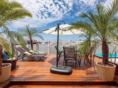 Photo for High Luxury Penthouse with Terrace, BBQ and Pool - 6 Bedrooms