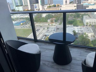 Photo for STUDIO IN DOWN TWON MIAMI WITH GREAT VIEW OF BAY