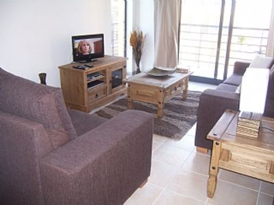 Photo for Spacious 2 Bed Apartment w/Fully Fitted Kitchen, Fully Air-Cond, 2 Shared Pools