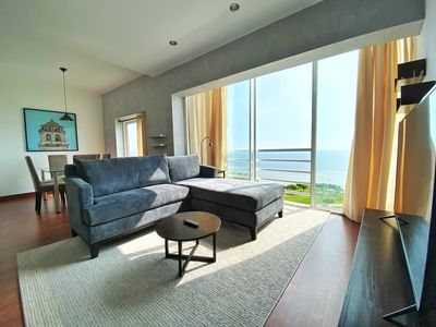 Photo for LUXURY 3BR with OCEAN view