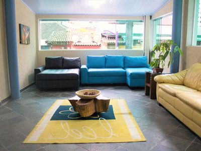 Photo for House in the center of Guarujá in the best location