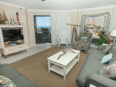 Photo for Inlet Reef 111 is a large 2 BR on the Beach with Pool