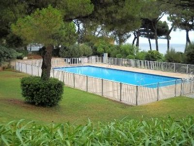 Photo for F1-pool-panoramic views of the Gulf of St Tropez direct sea-access