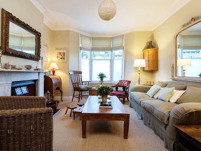 Photo for Beautiful and spacious 3 bed home in North London with garden. (Veeve)