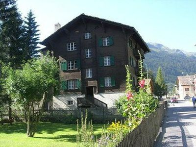 Photo for Holiday apartment Vals for 4 - 5 persons with 3 bedrooms - Holiday apartment