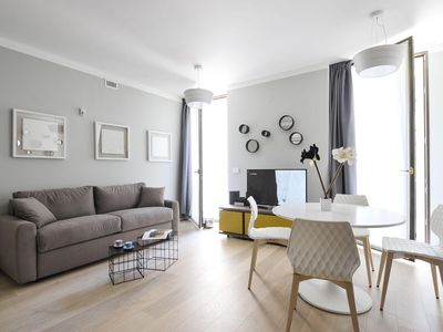 Photo for Gorani A apartment in Centro Storico with WiFi, integrated air conditioning & lift.