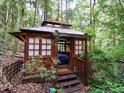 Photo for 3BR Cabin Vacation Rental in Guerneville, California