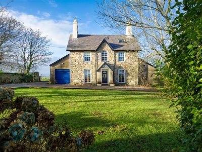 Photo for Ty'r Ysgol (The School House) is a beautiful detached period property situated in a rural village wi