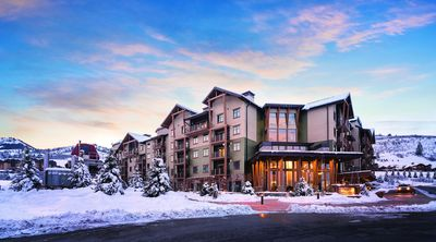 Photo for Wyndham Park City -- New Year's!