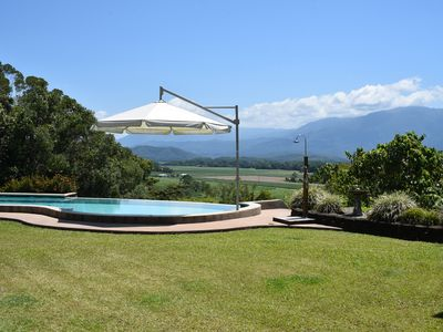 Photo for Rainforest views 3 bed, 2 bath. Whole of house or per room B&B accommodation.