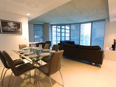 Photo for Luxury Apartment with Water Views