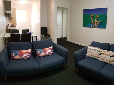 Photo for Mt Lawley 2 BR Affordable Luxury Minutes to CBD 6