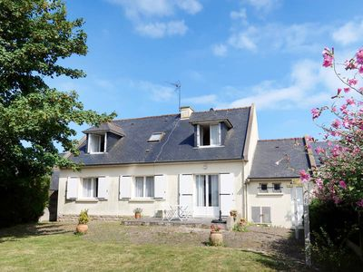 Photo for Vacation home in Cherrueix, Ille - et - Vilaine - 8 persons, 4 bedrooms