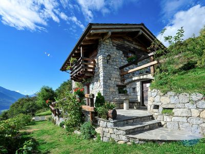 Photo for Vacation home Vigna (VTN850) in Valtellina - 5 persons, 2 bedrooms