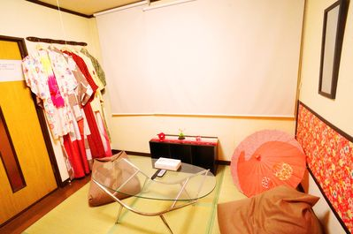 Goverment approved Inn. Kyoto,histric