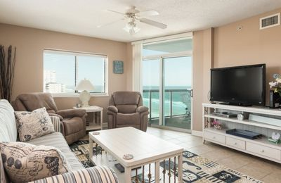 Photo for This is a perfect 2-bedroom condo for a vacation at the seaside! | Crescent Keyes -  901