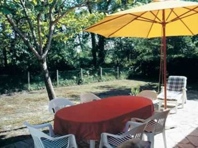 Photo for Vacation home L'Orée du Bois (HUT100) in Hourtin - 6 persons, 3 bedrooms