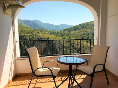 Photo for HOLIDAY RENTAL APARTMENT..5 KM TO THE NEAREST BEACHES,WIFI,.SUNNY TERRACE.