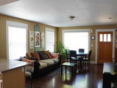 Photo for Peaceful & Spacious Retreat by Northeast, 4bdrm/2bth